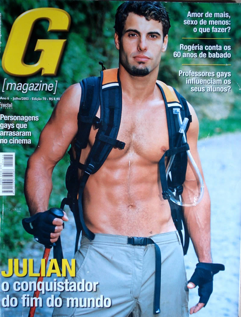 Magazine Blog G Julian Righetto