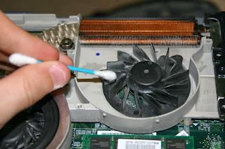 Cara Mengatasi Laptop/Komputer Cepat Panas