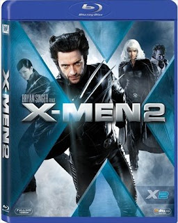 X-Men 2 (2003) Hindi Dual Audio BluRay | 720p | 480p | Watch Online and Download