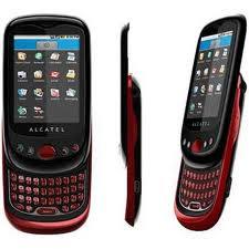 El Celular Alcatel OT-980A