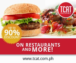 TCAT Banner: Food and Restaurant discounts
