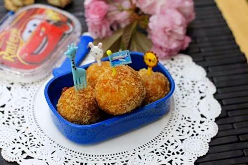 Vietnamese Food - Khoai Tây Chiên Phô Mai