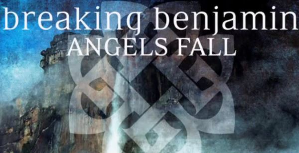 "BREAKING BENJAMIN: Δείτε το video του ""Angels Fall"""