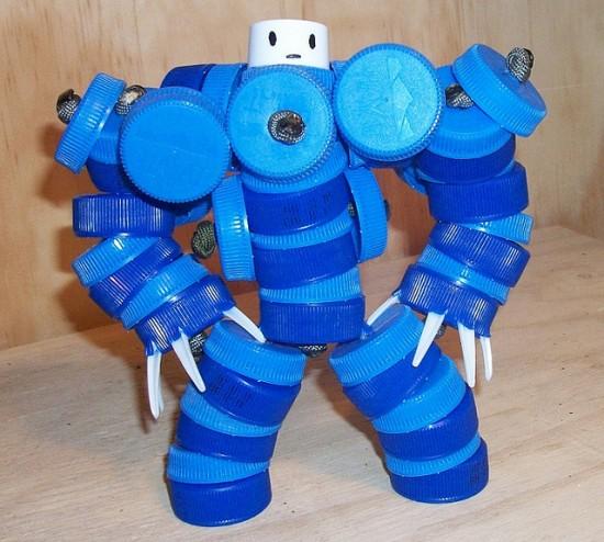 Игрушки своими руками робот
