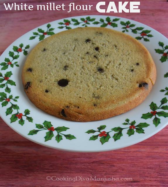millet-flour-cake