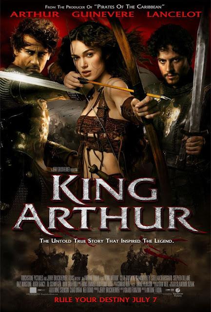 King Arthur Director's Cut ศึกจอมราชันย์อัศวินล้างปฐพี HD 2004