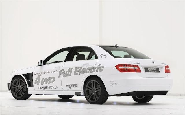2011 Brabus Mercedes-Benz Hybrid