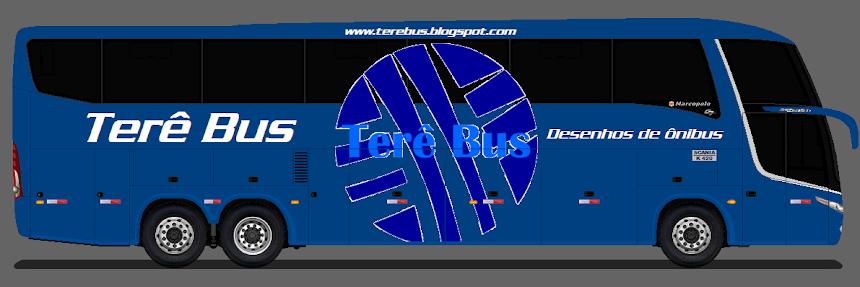 Terê Bus(Desenhos de ônibus)