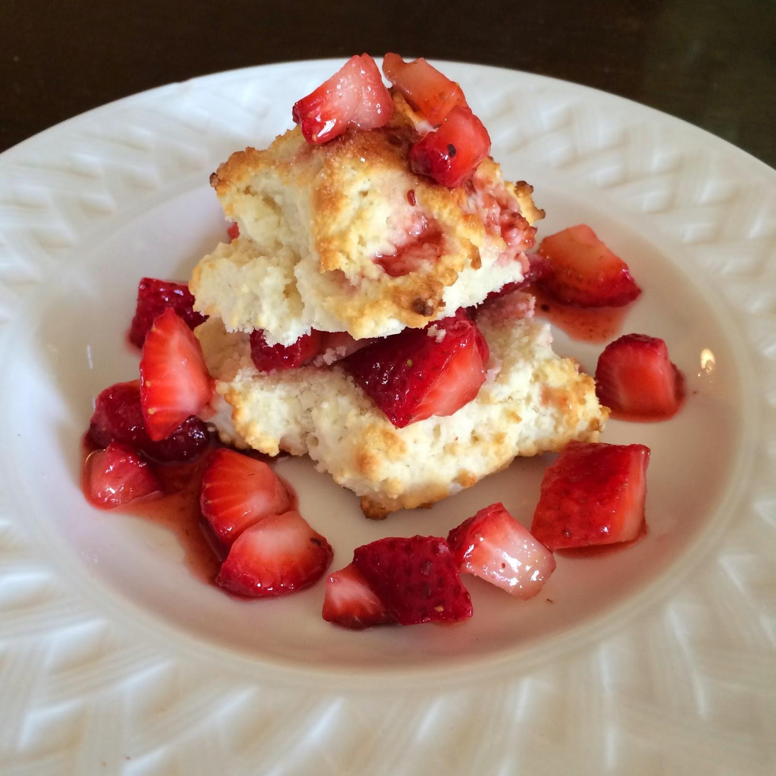 Strawberry Shortcake, Recipe, Project Soiree, Dessert
