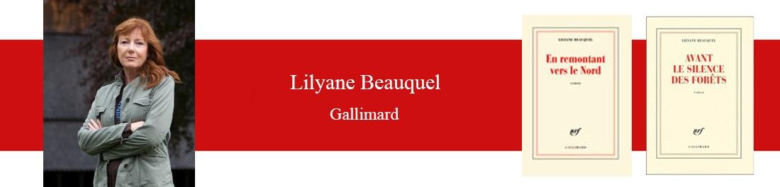 Lilyane Beauquel.