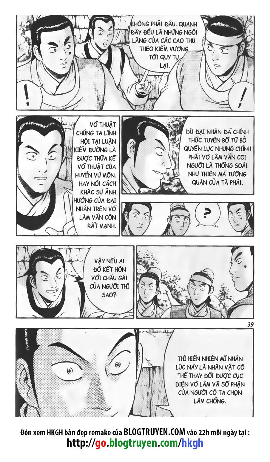 Hiệp Khách Giang Hồ chap 310 Trang 12 - Mangak.info