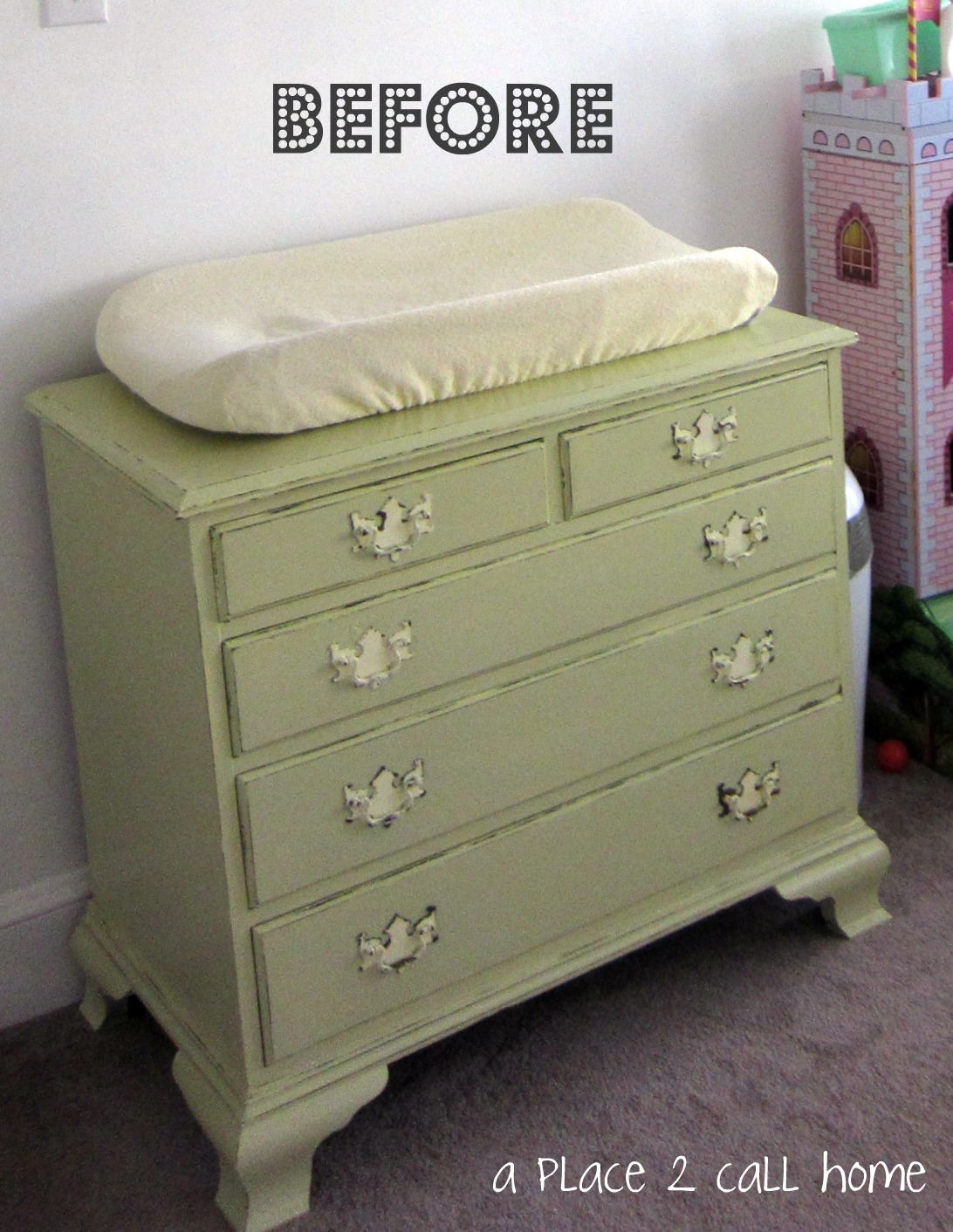 green nursery furniture. Green Nursery Furniture. Furniture Makeover A Qtsi.co