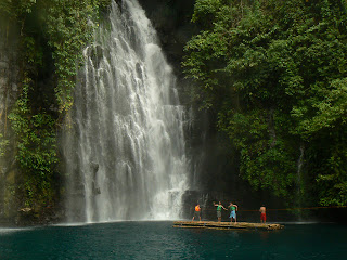 tinago water falls