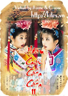 poster Hoàn Châu Cách Cách - Phần 2