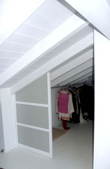 Soluzioni armadi per mansarde ih51 regardsdefemmes - Cabine armadio in mansarda ...