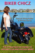 Biker Chicz: The Attraction Of Women To Motorcycles And Outlaw Bikers (July 2014)
