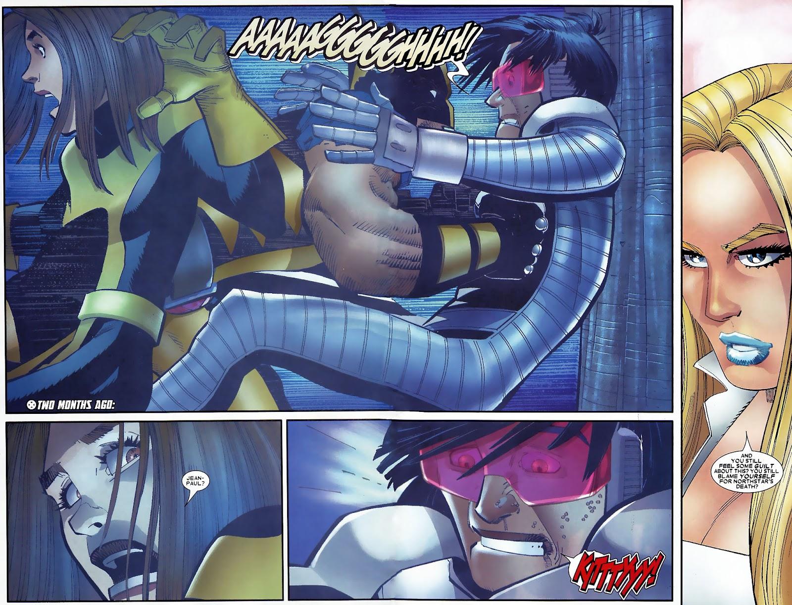 Read online Wolverine (2003) comic -  Issue #30 - 3