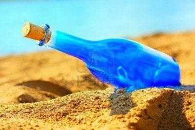 La botella del genio.