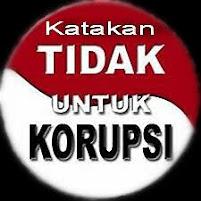 STOP KORUPSI !