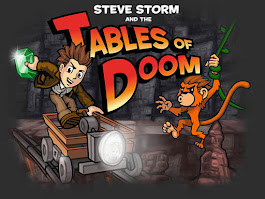 Steve Storm Multiplication game
