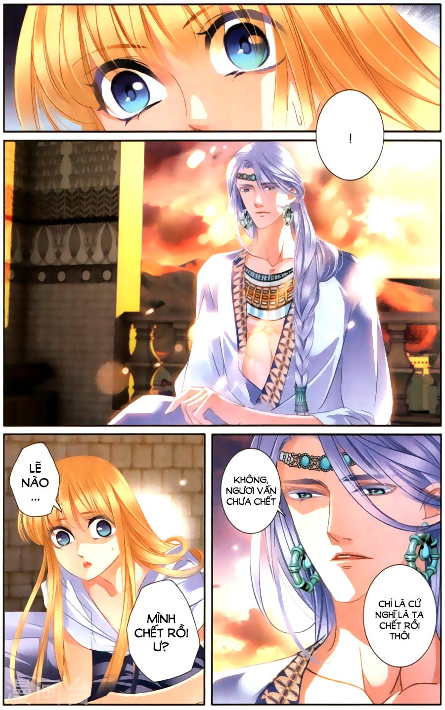Sủng Phi Của Pharaoh_chap 61
