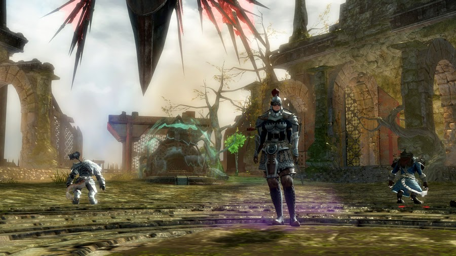 Guild Wars 2 edge of the mists