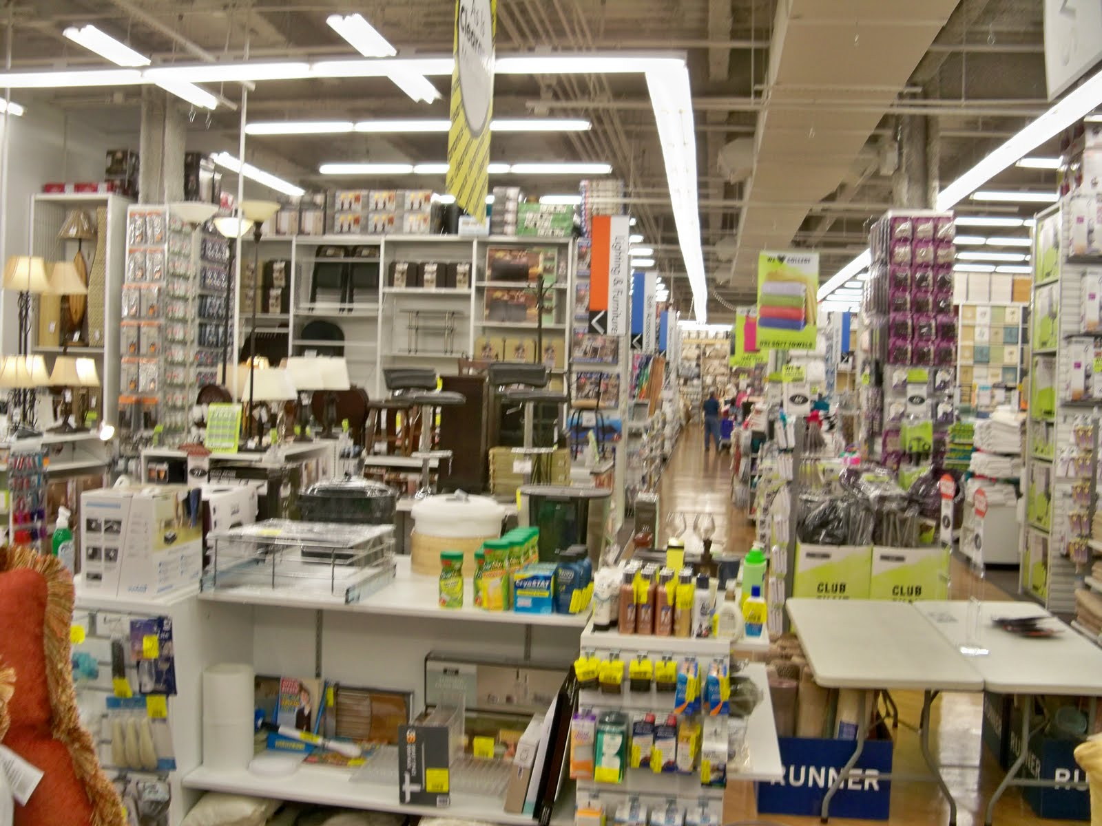 The Hauptmann S Trip To Bed Bath And Beyond