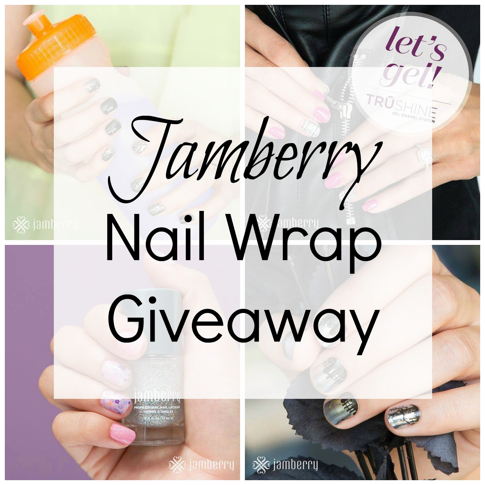 Great Jamberry Nail Wrap #Giveaway Open to Canada, US, Australia and ...