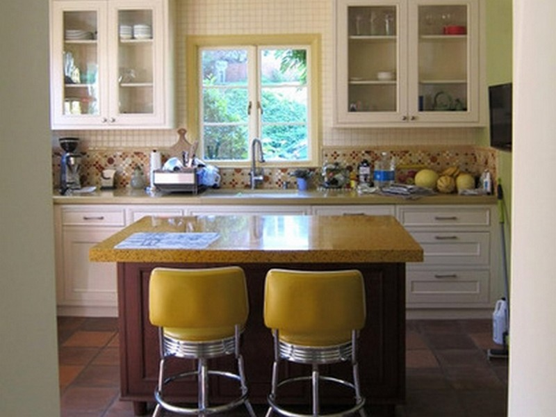 Simple Kitchen Hanging Cabinet Designs retro kitchen with catchy inspiration - home987.blogspot
