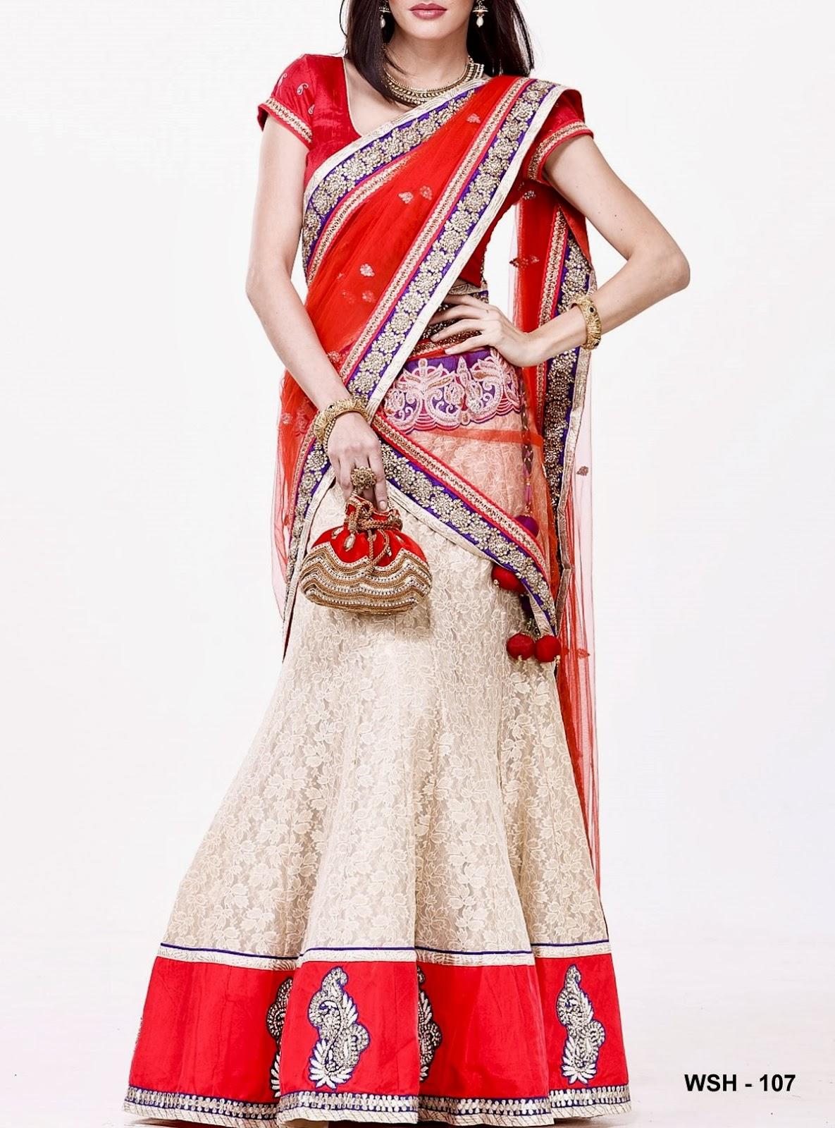 Ravishing Lehenga And Lehenga Saree Collection For Ladies
