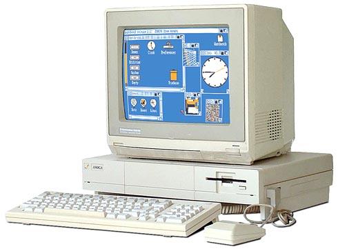 The Commodore Amiga in 1985