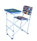 Buy Mother Touch Educational Blue Desk (Get 35% cashcback) for Rs. 2064 only