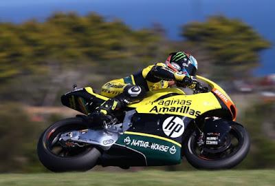 Hasil Lengkap Latihan Bebas 2 Moto2 Philip Island, Australia 2015