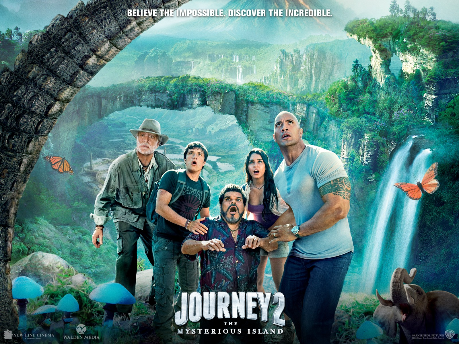 Journey  Mysterious Island Full Movie Online