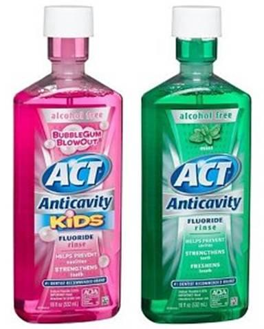 Act Mouthwash Dry Mouth >> www.BestOgdenDentist.com Blog: Do I need to use mouthwash?