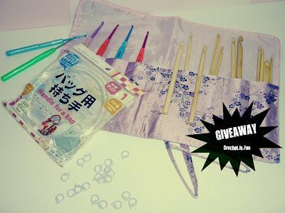 http://crochetisfun-amani.blogspot.com/2012/07/blog-giveaway.html