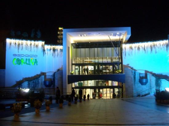 Ocio para jovenes en coru a espacio coru a - Cine marineda city coruna ...