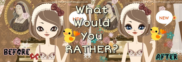 what whould you rather