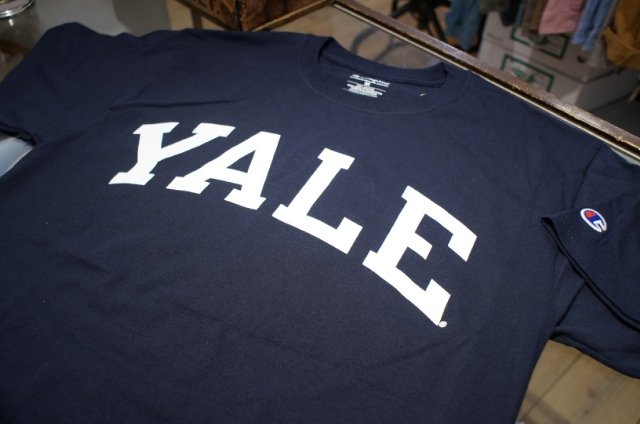 FOOBER blog: YALE / CHAMPION