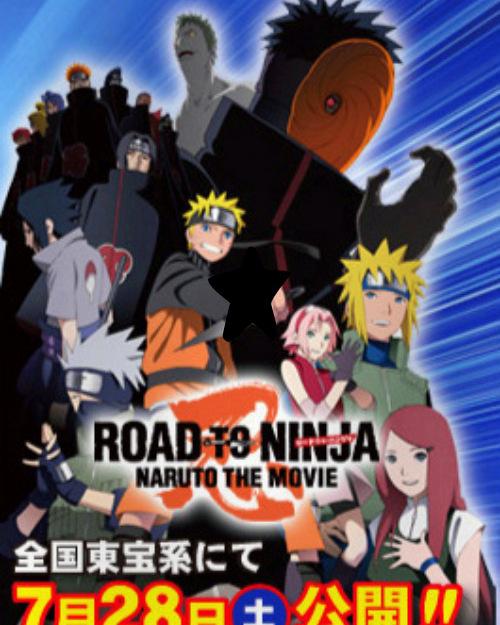 Naruto Shippuden Movie 6 – Road to Ninja Full Movie