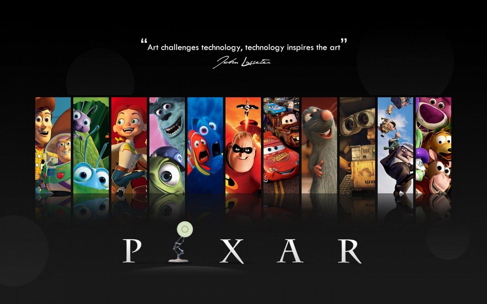 Disney Pixar 2010