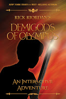 Demigods of Olympus by Rick Riordan