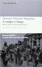 Lectura de A sangre y fuego de Chaves Nogales