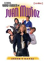 Del 24 al 26 de mayo de 2012 'El nuevo show cómico de Juan Muñoz' en Sevilla