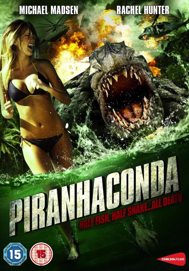 Piranhaconda  (2012) DVD Rip   Torrent
