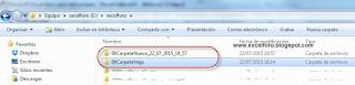 VBA: El método .CopyFolder o cómo COPIAR una carpeta de una ubicación a otra.