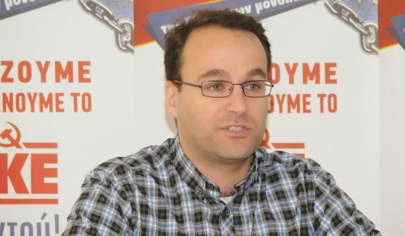 Γ. Γκιόκας: Ο ΣΥΡΙΖΑ προσπαθεί να εμποδίσει τη συγκέντρωση του ΚΚΕ