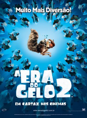 Filme A Era do Gelo 2   Dublado