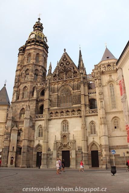 dóm sv. Alžběty // St. Elisabeth Cathedral
