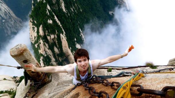 Hua Shan - China - www.publicitario13.com.br